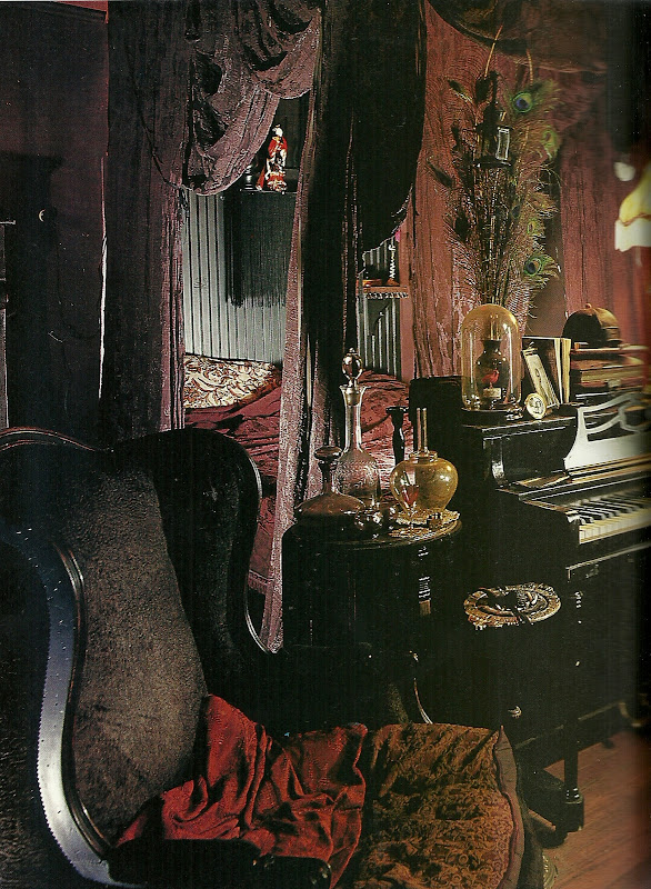 Junk Gypsy Bohemian Bedroom