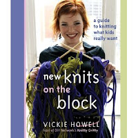 New Knits on the Block by Vickie Howell
