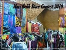 Mari Kelih Store 2010 Contest