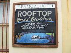 glenmore hotel beer garden