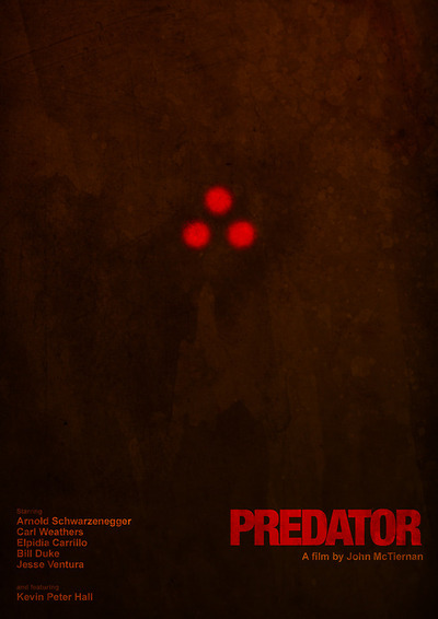 Predator by Made by Mat