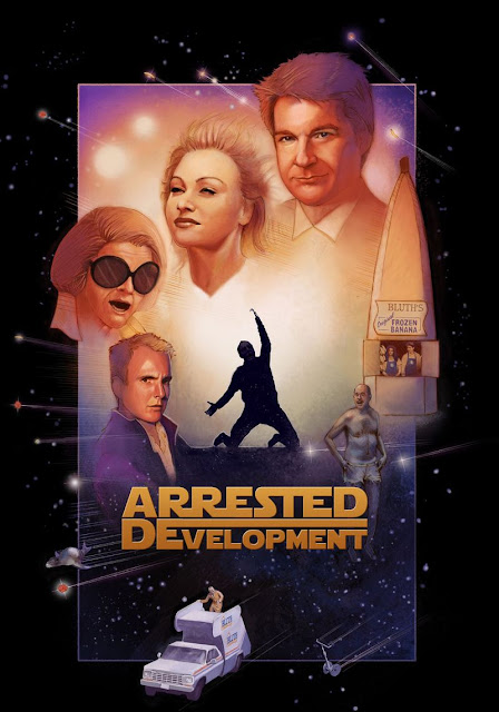 Arrested Development vs. Star Wars