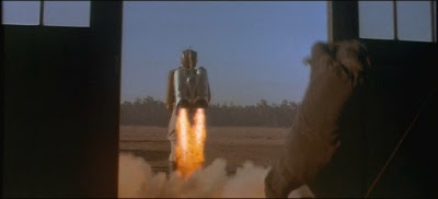 The secret of how the Rocketeer has managed to fly around without getting his ass burned off has died with Dave Stevens.