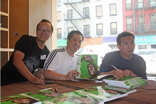 Jeff Yang, Ken Wong and Jimmy J. Aquino by Rahadyan Sastrowardoyo