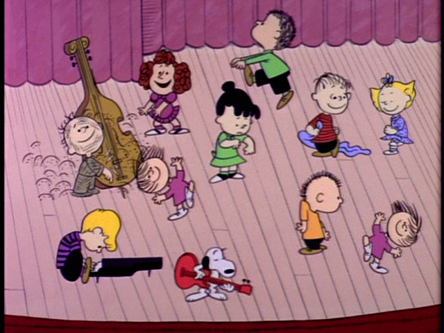 Hey ya, Charlie Brown!