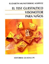 Test guestaltico visomotor para niños