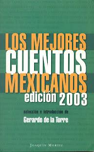 Los mejores cuentos mexicanos 2003