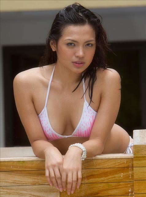 random sexy asians in bikini 10