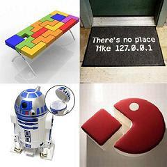 Productos solo para geeks
