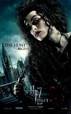 (Nuevo) Poster The Hunts Begins: Harry Potter y las Reliquias de la Muerte