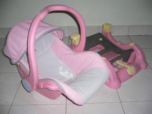 Little Precious Store Anakku Baby Carrier