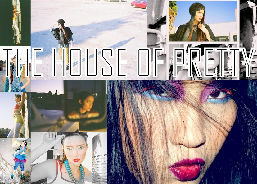 THE HOUSE OF PRETTY