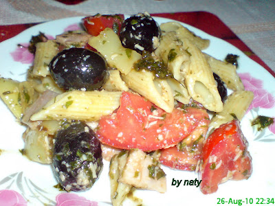 Articole culinare : Salata italiana cu dressing aromat