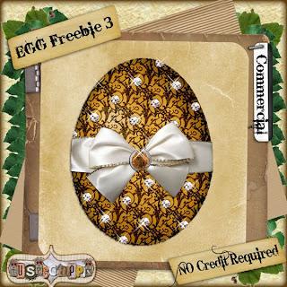 Egg Freebie 3 - By: BusyScrappin Folder