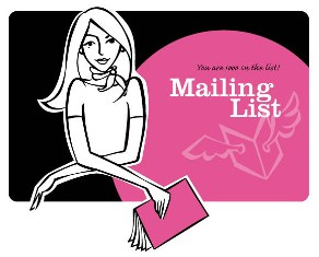 Join The Fashion Gateway Mailing List!