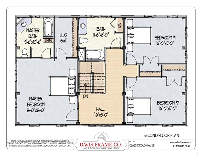 One story post and beam house plans joy studio design for Post and beam house plans floor plans