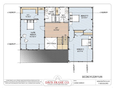 By Energy Smart Panels (eSIPS): Barn Style Home Floor Plan Feature