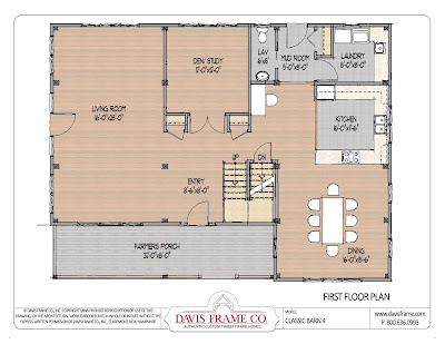 Barn House Plans on Home Kits By Energy Smart Panels  Esips   Barn Style Home Floor Plan