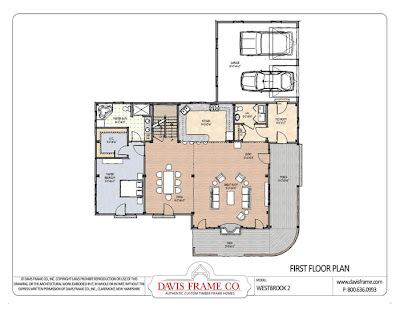 westbrook 1 timber frame floor plan