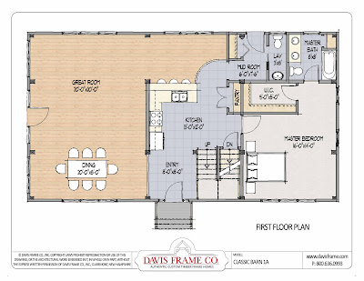 barn home plan 1