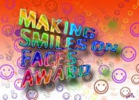 Blog AWARD from my dear friend Shirley