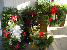 Memorial Blankets and Wreaths