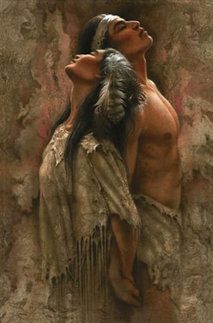 amor indio. de los indios sioux que,