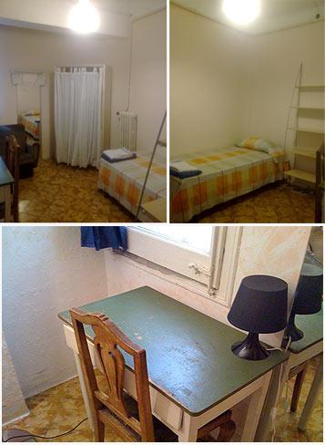 Santa Maria room