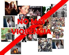 NO MAS VIOLENCIA!!!