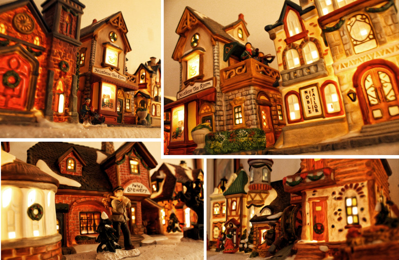 Christmas village pictures view original updated on 01 5 2015 at