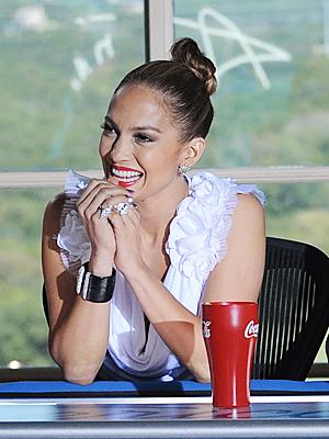 american idol jennifer lopez hairstyles. Jennifer Lopez#39;s Many American