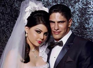 haifa wahbi mariage