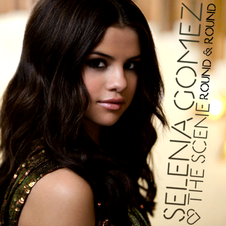 selena gomez naturally cover. Selena Gomez Round And