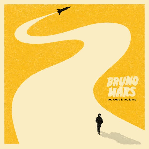 Bruno Mars - Doo-Wops & Hooligans (Official Album Cover)