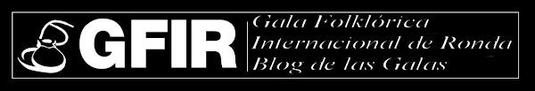 GFIR Gala Folklórica Internacional de Ronda