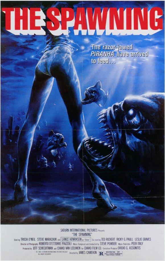 Baixar Filme Piranhas II   Assassinas Voadoras   Dublado