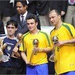 Los mejores del mundial Futsal 2008