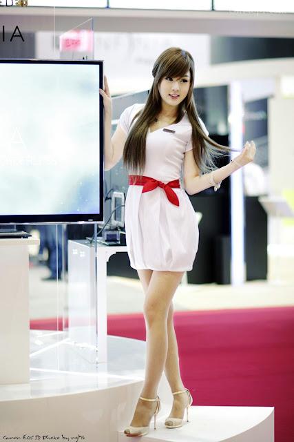 Hwang Mi hee WIS 21 Hwang Mi Hee – World IT Show 2010