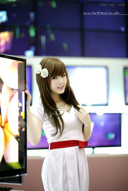 Hwang Mi hee WIS 22 Hwang Mi Hee – World IT Show 2010