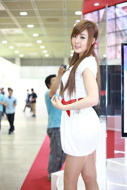 Hwang Mi hee WIS 23 Hwang Mi Hee – World IT Show 2010