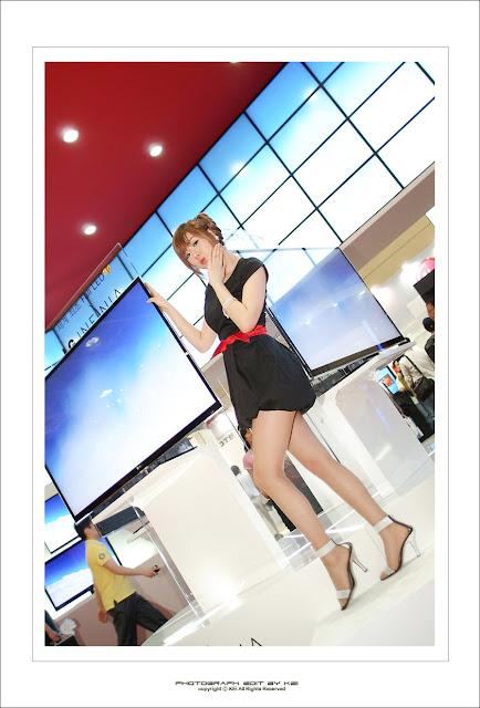Hwang Mi hee WIS 34 Hwang Mi Hee – World IT Show 2010