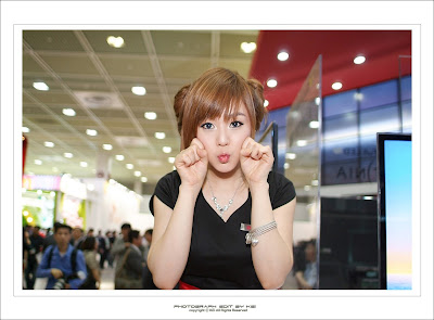Hwang Mi hee WIS 36 Hwang Mi Hee – World IT Show 2010