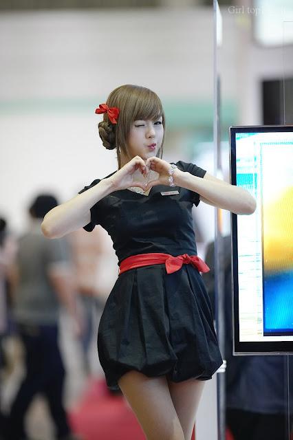Hwang Mi hee WIS 39 Hwang Mi Hee – World IT Show 2010