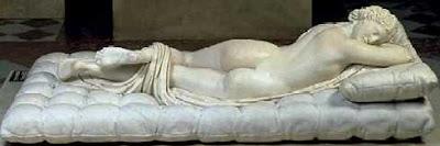 Hermafrodita durmiendo