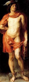 Mercurio, Rubens