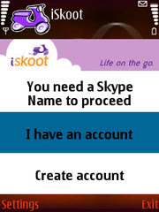 iSkoot for Skype