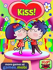 Perfect Kiss  is a free Flash Lite Game for Nokia S60