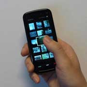 Nokia Photo Browser - Browse your photos with stunning 3D effects