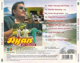 Lagu Dalam CD Karaoke
