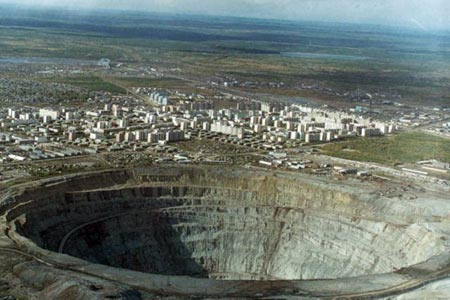 Open Borders, Open Pit